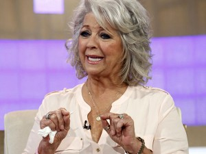 Paula Deen apologizing on the Today Show . (AP Photo/NBC, Peter Kramer)