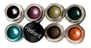 Eye shadow from Radiant Cosmetics