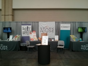 sparkhouse booth