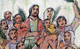 """""""Moments with Christ"""" by Manuel Baldemor"""